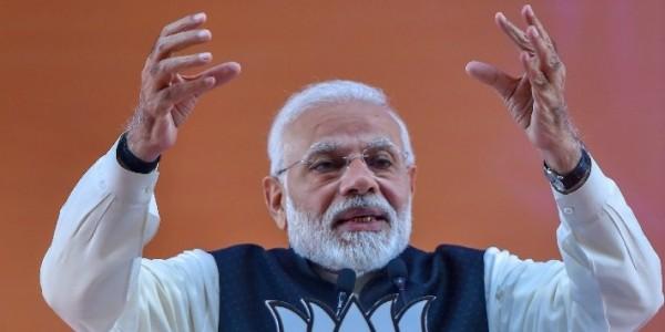 शिवसेना के साथ बीजेपी का गठबंधन राजनीति से परे- पीएम मोदी