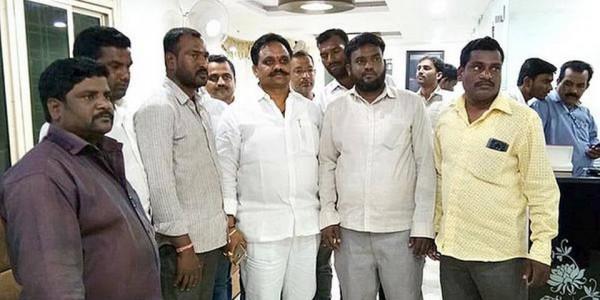 Rebel trouble to fore in Telangana Rashtra Samithi