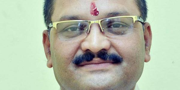राजनांदगांव से भाजपा सांसद संतोष पांडेय को नक्सलियों ने दी जान से मारने की धमकी