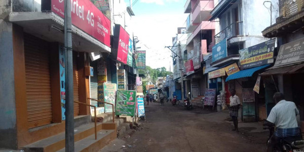 Strike in Sankarankovil demanding creation of new district