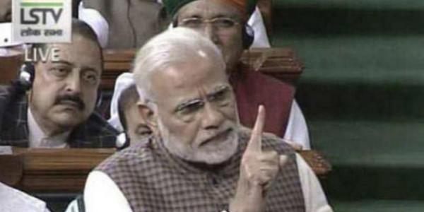 पीएम मोदी पर TDP सांसद ने की अभद्र टिप्पणी, रक्षा मंत्री भड़कीं