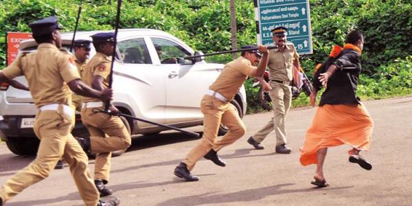 Sabarimala row: Faith brought Hindus together, say protesters