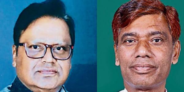 समस्तीपुर में रामचंद्र पासवान व डॉ अशोक कुमार के बीच सीधा मुकाबला