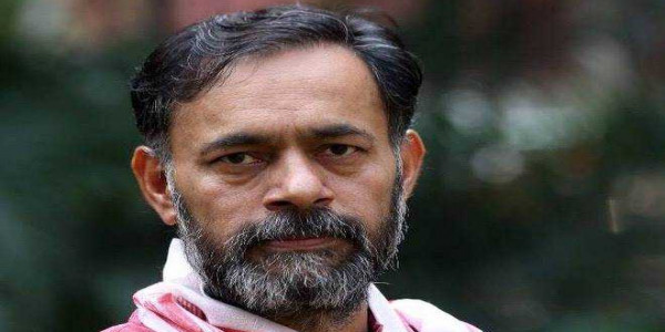 Swaraj India to fill Oppn space in state, says Yadav