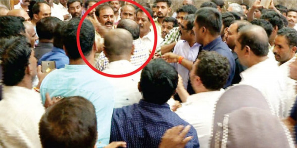 Karnataka: Former minister Asnotikar joins JD(S)