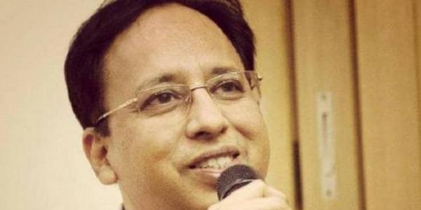 संजय जायसवाल बने बिहार BJP के नए अध्यक्ष, मिली बड़ी जिम्मेदारी