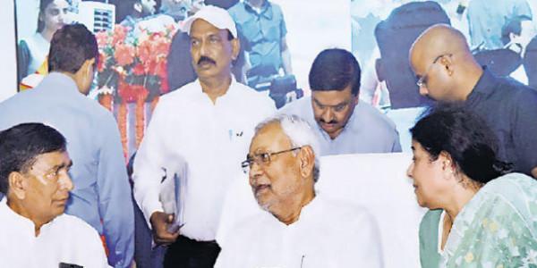 शिक्षा के लिए बिहार को मिले और अधिक राशि : मुख्यमंत्री नीतीश कुमार