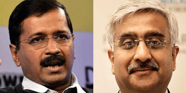 'आप' ने कहा- दिल्ली विधानसभा के कामकाज को प्रभावित करने की कोशिश कर रहे हैं अंशु प्रकाश