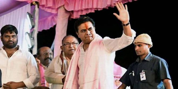 TRS will begin its success run from Kodad, says KTR
