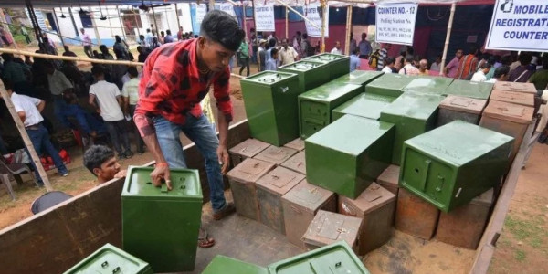 Jammu Kashmir First Phase Panchayat Election Vote Will Casted Today