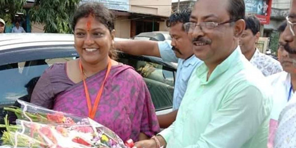 BJP's Mimi Majumder Wins Badharghat Assembly Bypoll in Tripura