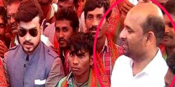 नाबालिग से रेप के आरोप में BJP नेता गिरफ्तार