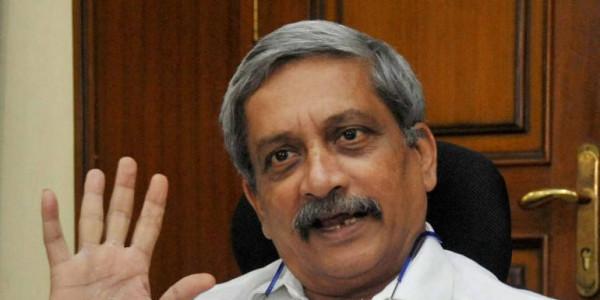 goa-minister-vishwajit-rane-trying-to-unseat-manohar-parrikar-congress-on-alleged-clip