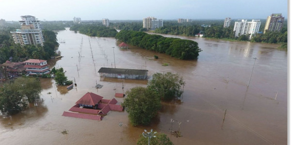Kerala experiencing a catastrophe of a lifetime; over 300 dead in floods