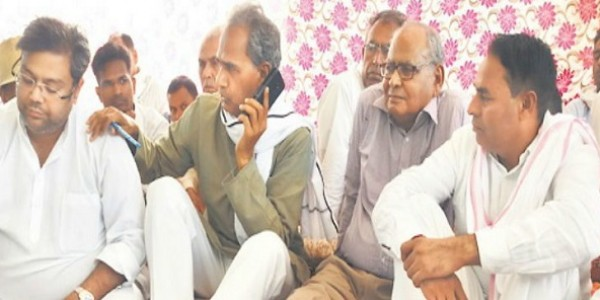 नगरफोर्ट विवाद सुलझाने के लिए सीएम ने रमेश मीणा को सौंपी कमान