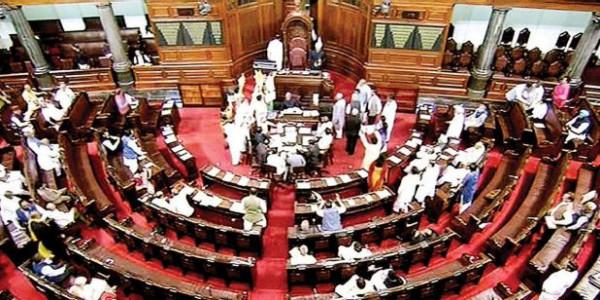 मीडिया की स्वतंत्रता पर राज्यसभा के सभापति को 16 विपक्षी दलों ने सौंपा नोटिस