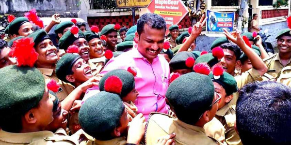 Mayor's aura may prove dye is not caste in Vattiyoorkavu bypoll