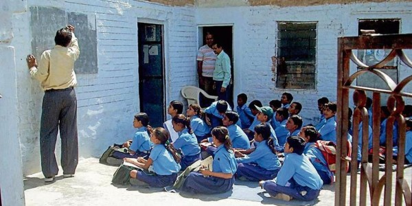 RSS takes up fight against revision in school syllabus in Rajasthan