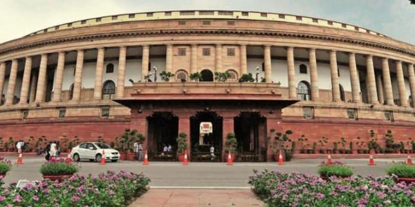 संसद का शीतकालीन सत्र खत्म