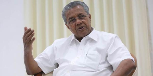 Pinarayi Vijayan writes to Tamil Nadu CM over Mullaperiyar dam, urges to reduce water level