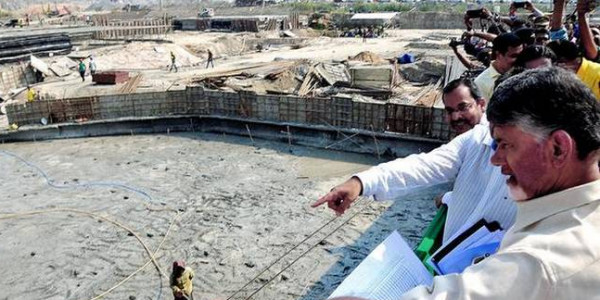 'Centre not doing its bit for Polavaram project'