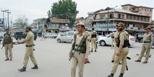 Strike called by separatists, restrictions imposed in Srinagar, Pulwama districts of J-K