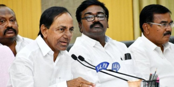 Telangana Not Receiving 14% GST Collection: KCR