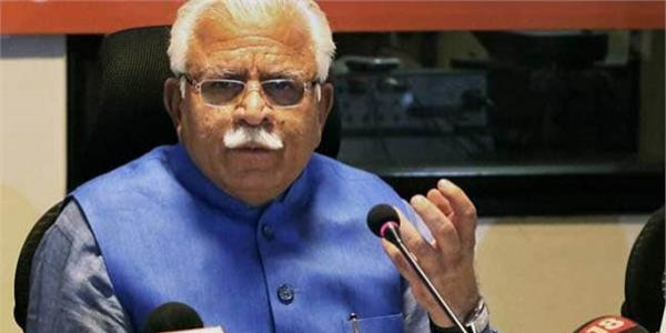 khattar get angered on question rewari gang rape