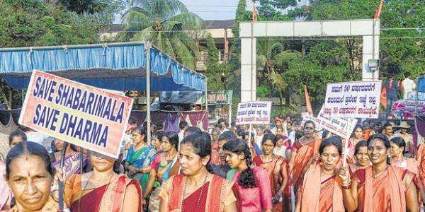Kerala braces for protests over Sabarimala again