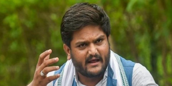 Hardik Patel demands surgical strike on China to bring An-32 back, Rijiju asks if he knows where is Arunachal