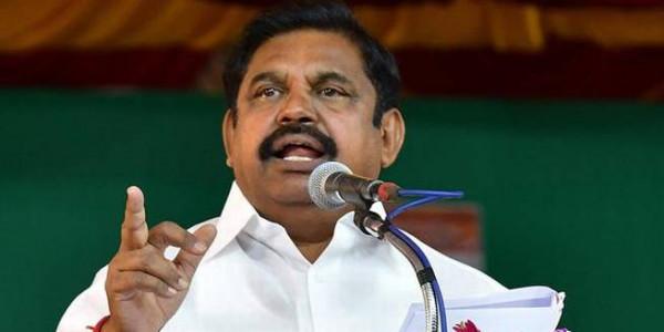 CM accuses DMK of instigating Sterlite protesters