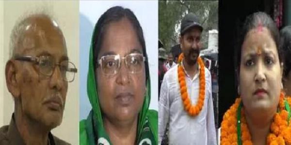 नाथनगर में कम मतदान प्रत्याशियों को कर रहा परेशान, जीत-हार के गणित में उलझे समर्थक