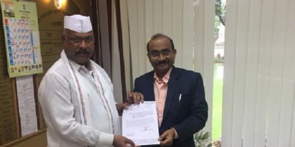 मराठा-मुस्लिम आरक्षण के लिए विधायक सत्तार ने दिया इस्तीफा