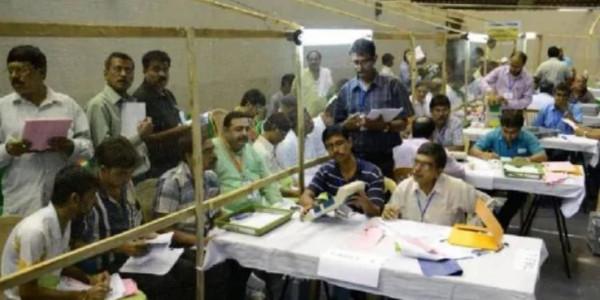 महाराष्ट्र के रुझानों में BJP को बढ़त, लेकिन हरियाणा में कांग्रेस से कड़ी टक्कर