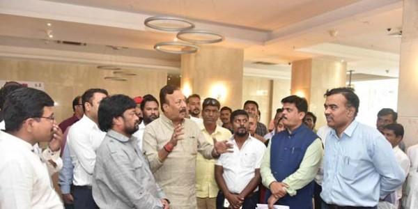 Maharashtra: BJP MLA Yerawar among 17 booked in fraud case