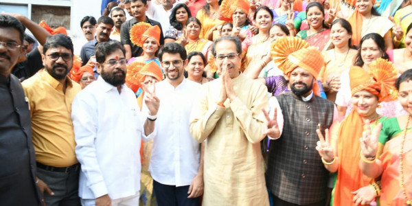 Process to Form Maharashtra Govt in Final Stage: Thackeray to Party MLAs