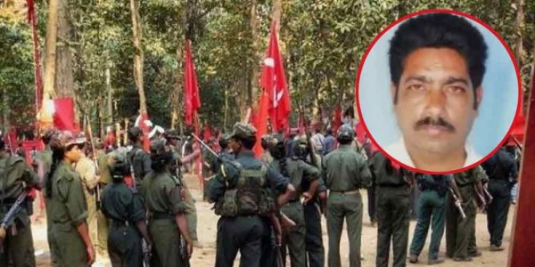 Kidnapped TRS leader released by Maoists