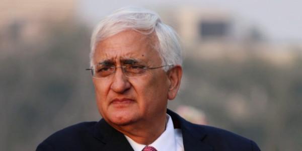 शशि थरूर के बाद कांग्रेस के वरिष्ठ नेता सलमान खुर्शीद ने की मोदी सरकार की तारीफ