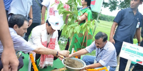 Assam will be made pollution-free: CM