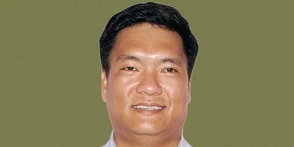 Newly-Elected Arunachal Pradesh Lawmakers Take Oath