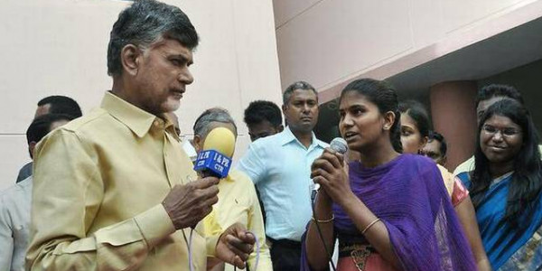 Naidu flays Cong. for 'ruining' agri prospects