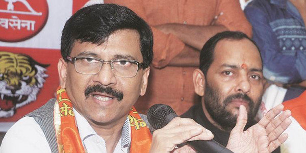 Shiv Sena rules out joining Congress-led alliance