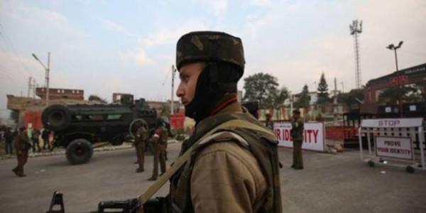 मोदी राज में जम्मू कश्मीर में आतंकी हिंसा की 932 घटनाएं
