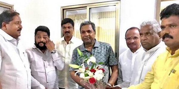 As loyalists rally behind Siddaramaiah, Venugopal to put house in order