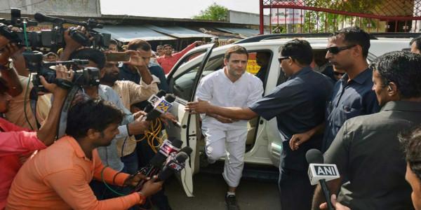 राहुल कल से मध्यप्रदेश के दो दिवसीय दौरे पर, मंदिर दर्शन के बाद करेंगे जनसभाएं, रोड शो
