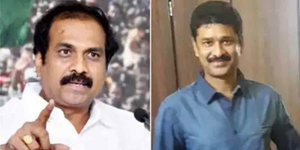 AP Minister Kannababu's brother passed away