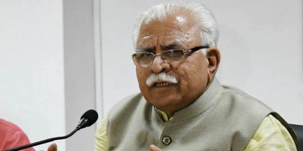 राज्य के व्यापारियों की जायज मांगों को पूरा किया जाएगा: मुख्यमंत्री मनोहर लाल
