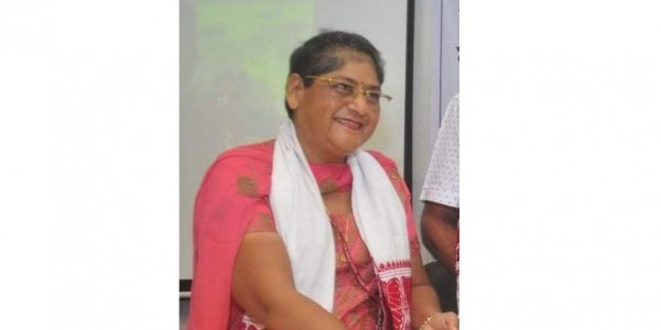 Dr Ranjana Gupta The First Lady IFS Officer of Assam