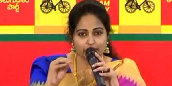 YSRCP planning to disrupt during counting: Divyavani