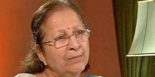 इंदौर से BJP उम्मीदवार लालवानी, सुमित्रा महाजन बोलीं- मेरी भूमिका बदल गई